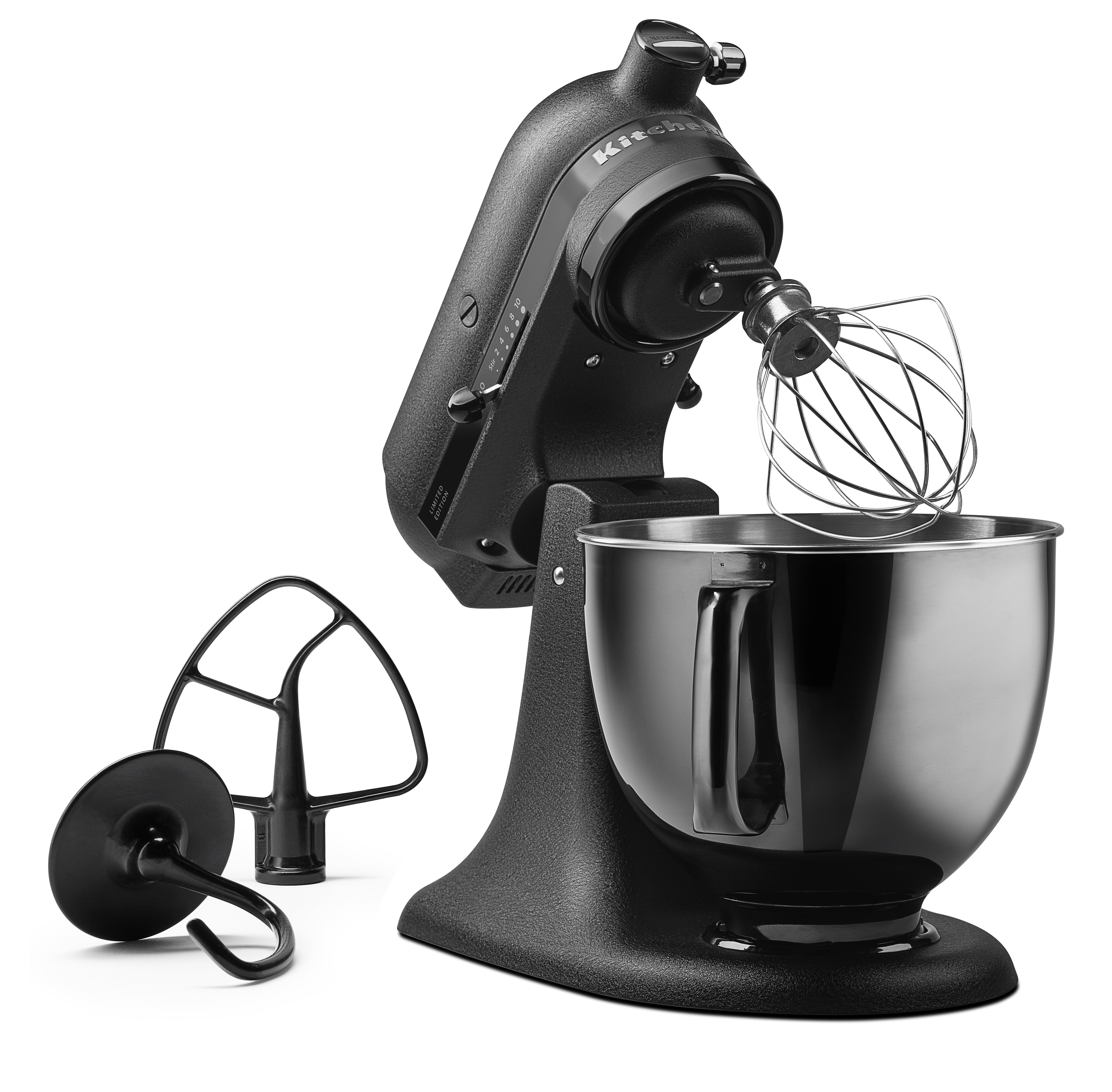 Kitchenaid Introduces Limited Edition Black Tie Stand Mixer
